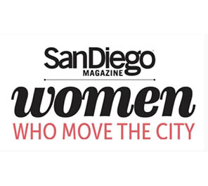 San Diego woman